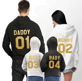 sudaderas personalizadas familia