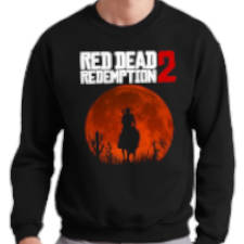 sudadera red dead redemption 2